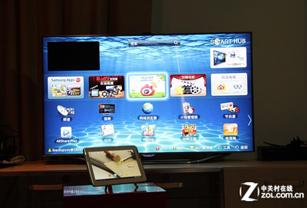体验无线魅力:当三星平板遇上智能电视