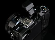 1600万像素便携微单 索尼NEX-6外观图赏