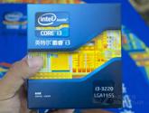 酷睿i3-3220盒装