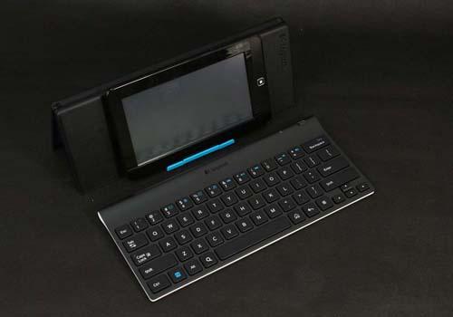 罗技安卓平板键盘