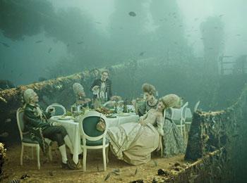 深海里的桃色宫廷戏