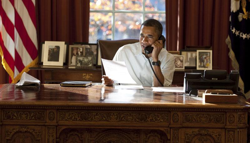 深入真实白宫邂逅奥巴马