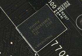 高速GDDR5显存颗粒
