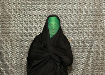 """二等奖:Ebrahim Noroozi""""哀悼"""""""