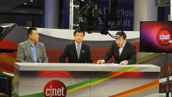从尊重和勇气到国际化中国声音响彻CES
