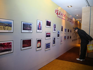 专业影展区