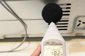 容声多门冰箱噪音测试