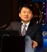 长虹股份常务副总、多媒体产业公司董事长 林茂祥