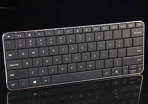 微软wedge平板键盘