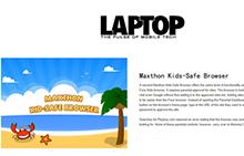 傲游儿童浏览器 平板上的最佳选择