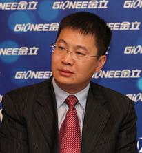 金立集团执行副总裁 卢伟冰