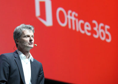 新一代Office发布 Office365落户中国