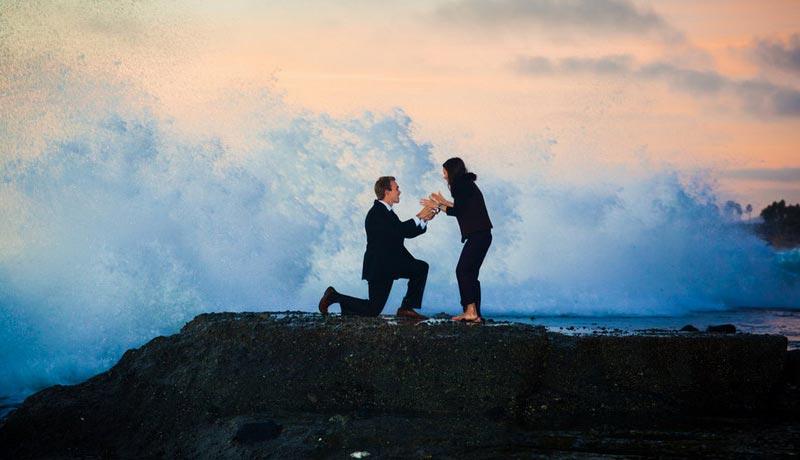 未婚男士晋级必看:大神级别的求婚照片