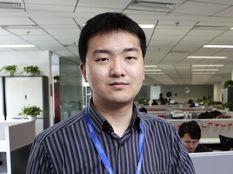 京东商城电脑配件事业群总监 王敏先
