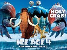 《冰河世纪4》