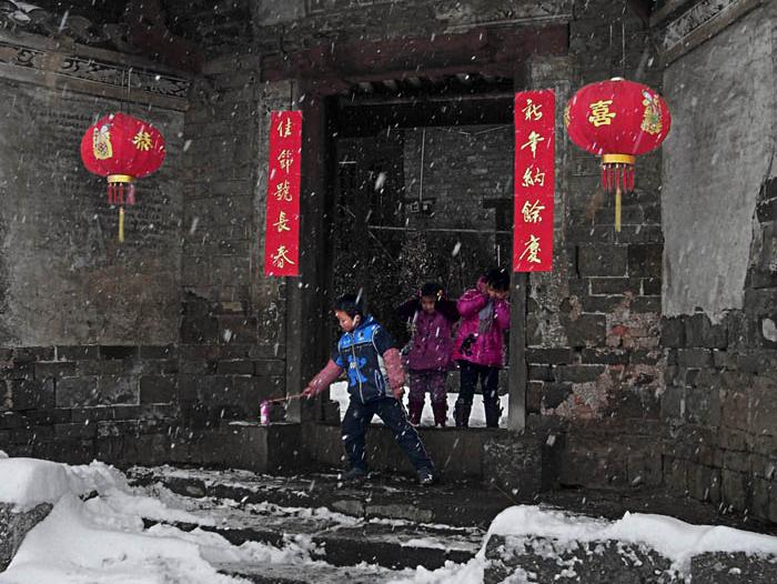 """2012年ZOL 12月主题摄影月赛""""缤纷节日"""""""