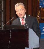 中国电子商会副秘书长 陆刃波