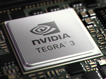 NVIDIA Tegra 3四核处理器
