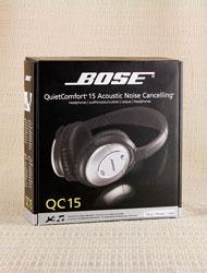 假货BOSE QC15降噪耳机很逼真