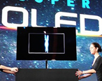 OLED液晶电视惊艳亮相
