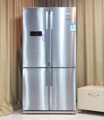 倍科GNE114610X多门冰箱
