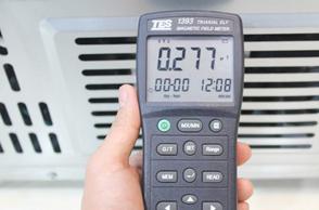 西门子多门冰箱辐射测试