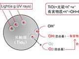 光触媒催化分解技术