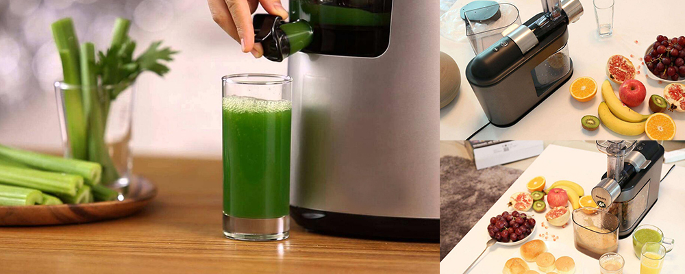 分不清楚 榨汁机原汁机料理机有区别?