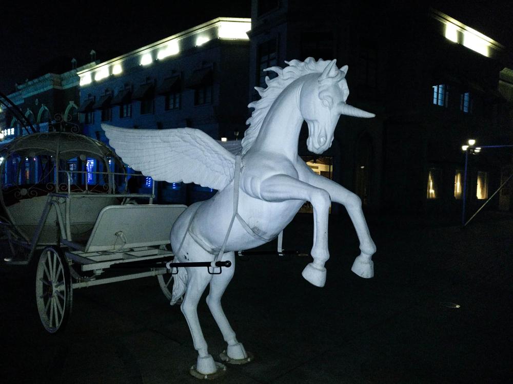《白马之梦》