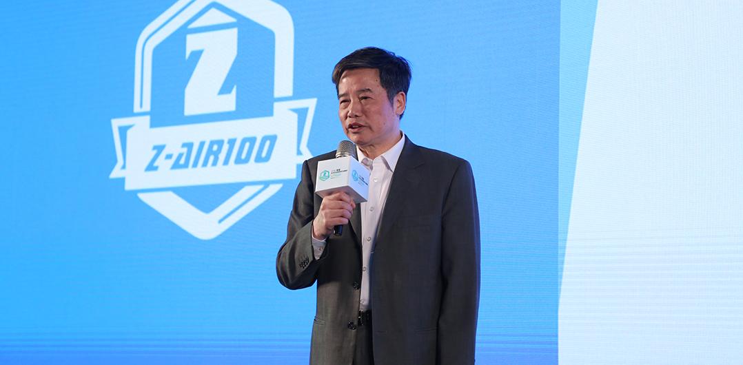 广东省室内环境卫生行业协会创会会长顾士明先生致辞