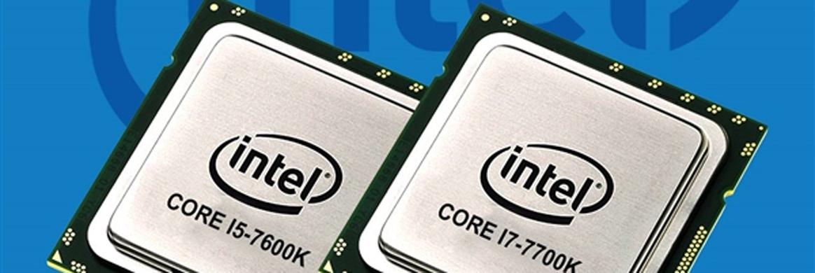 Intel i7 7740K:无核显高端CPU