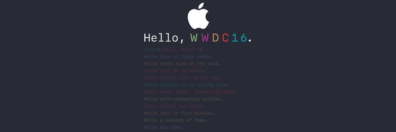 经典产品一览 历届苹果WWDC邀请函盘点