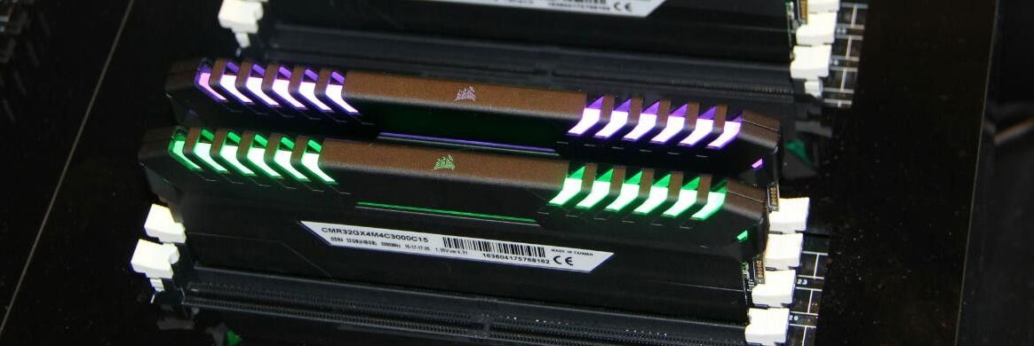 无灯不内存! 四款优质DDR4灯条推荐