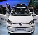 大众推出纯电动小车e up