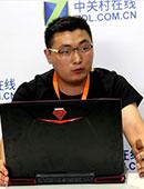 专访炫龙赵伟健