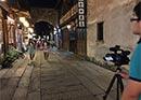 LS300的4K夜景测试拍摄