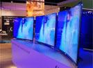 飞利浦场展示电视发展历程