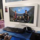 CJ现场试玩FIFA OL3