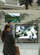 三星4K电视真实之美搬至广州