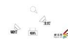 7、经典油画布光中蝶形布光法的特点