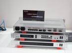 福川科技展出专业音频设备