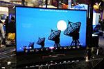海尔展示多款OLED电视