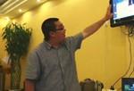 摄影老师讲座视频