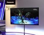 松下CES展示56英寸4K分辨率OLED电视