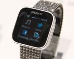 Sony发布智能手表