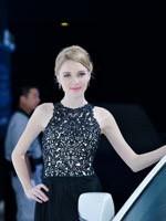 2014北京车展靓丽模特