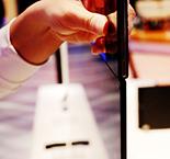 索尼发布4.9mm超薄4K电视