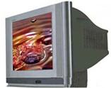 90年代电视机侧面