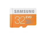 microSD 容量:16GB、32GB、64GB 速度级别:Class10 传输速度:48MB/s