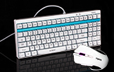 雷柏高端键盘鼠标